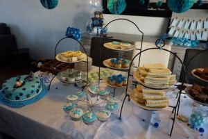 Babyshower High Tea