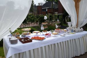 High Tea buffet bruiloft