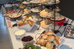 High Tea buffet Pasen
