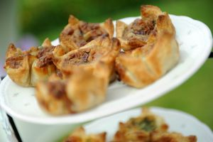 Hospitali Tea Catering Mini Quiches
